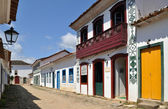Street in Paraty — Stockfoto