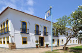 Huis in paraty — Stockfoto