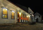 Paraty par nuit — Photo