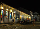 Paraty by night — Stok fotoğraf
