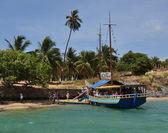 Dunga beach — Stock Photo