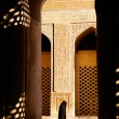 Stock Photo: Womin mosque