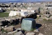 Green stone — Stock Photo