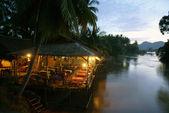 On the Mekong — Stock Photo