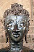 Bronze Buddha — Stock Photo
