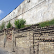 Long wall - Foto de Stock