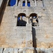 Stock Photo: Church wall in Alahan