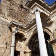Hadrian's gate — Stock Photo