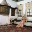 Inside turkish house — Stock Photo