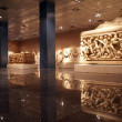 Inside Antalya museum, Turkey — Stockfoto