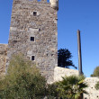 Tower in Bodrum — Stock Photo
