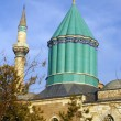 Mevlana mosque - Stock Photo