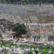 Stock Photo: Theater in Ephesus