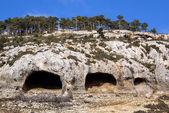Caves — Stock Photo