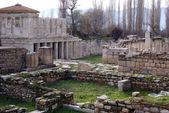 Ruins in Aphrodisias — Stock Photo