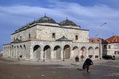 Hamam on the central square inBeyshehir, Turkey — Stock Photo