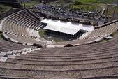 Roman theater — Stock Photo