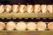 Turkish bread — Stock Photo