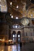 Inside mosque — Stock Photo