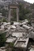 Temple Artemis — Stock Photo