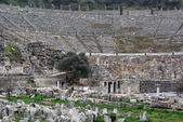Theater in Ephesus — Stock Photo