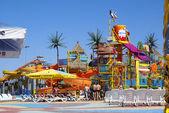 Aqua park — Zdjęcie stockowe