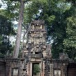 Stock Photo: Temple and tree