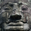 Big khmer face — Stock Photo