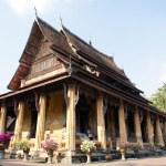 Wat in Vientiane — Stock Photo #3610749