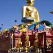 Golden Buddha — Stock Photo #3613575