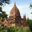Brick temple in Old Bagan — Stock Photo #3614184
