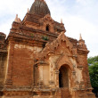 Stock Photo: Old brick temple