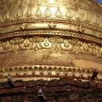 Golden dome — Stock Photo #3614496