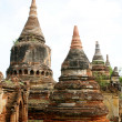 Stupas — Stock Photo