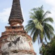 Stupa in wat Phra Si Sanphet — Stock Photo