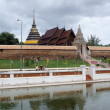 Phra That Lampang Luang, Thailand — Stock Photo