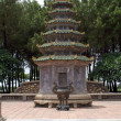 Pagoda Thien Mu - Stock Photo