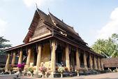 Wat in Vientiane — Stock Photo