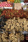 Tropiska frukter — Stockfoto