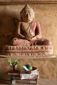 Seatting Buddha — Stockfoto