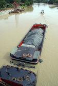 Nehir chao phraya — Stok fotoğraf
