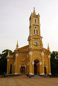 Church in Ayuthaya — Stock Photo