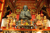Shrine in pagoda — Stockfoto
