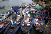 Båtar — Stockfoto