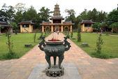 Mu pagoda thien — Foto de Stock