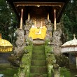 Stock Photo: Temple near Ubud