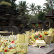 Shrine near Ubud — Stock Photo