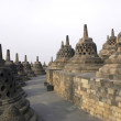 Stock Photo: Stupas