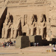 Abu Simbel — Stock Photo #3624421