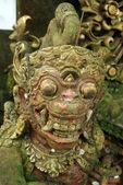 Balinese demon — Stock Photo
